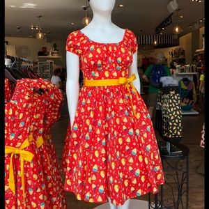 Disney dress shop dole whip dress 👗